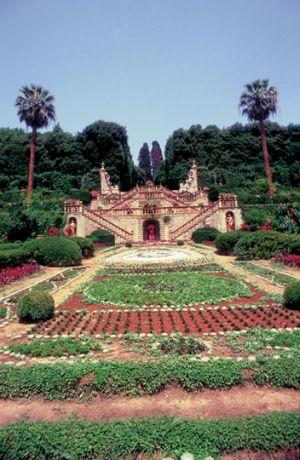 Villen Und Gärten Der Toskana